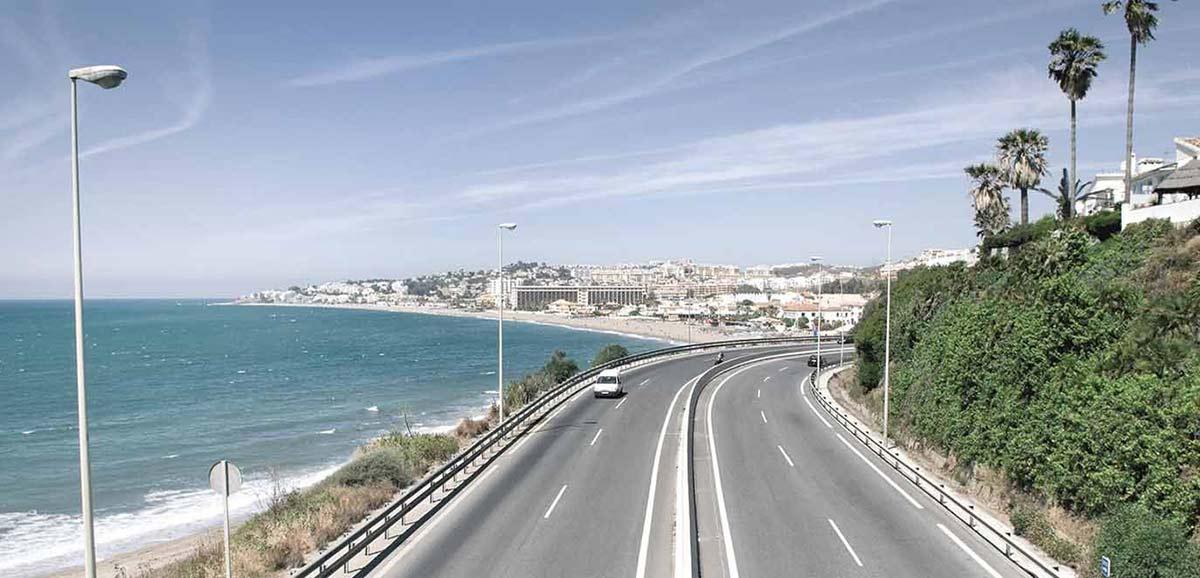 Carreteras de Málaga