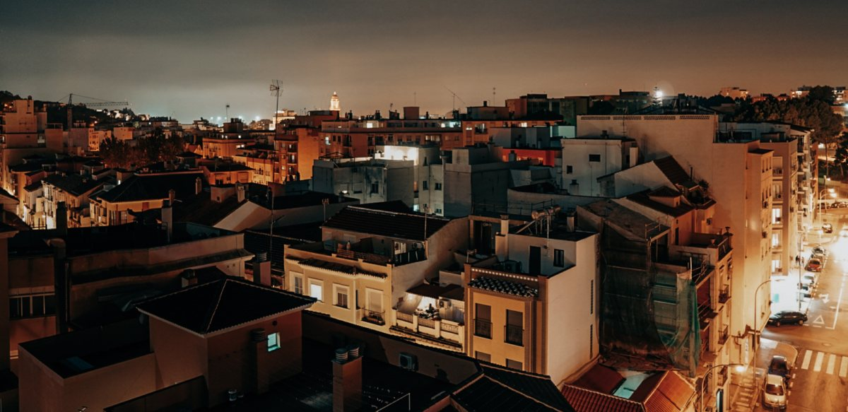 Alojamiento en Málaga