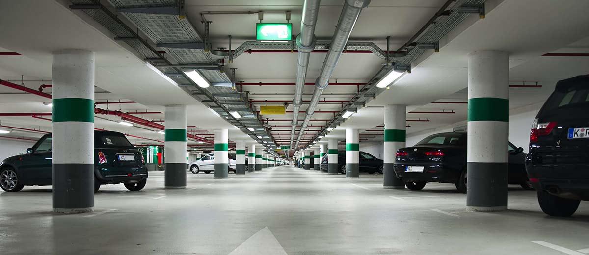 Dónde aparcar en Málaga
