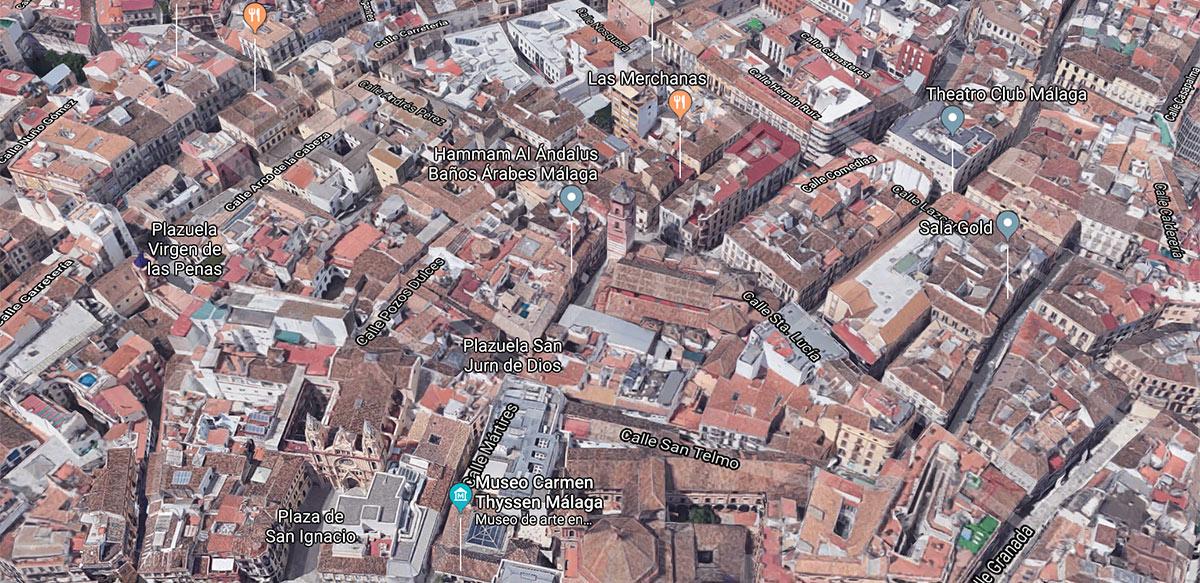 Vivir en Málaga