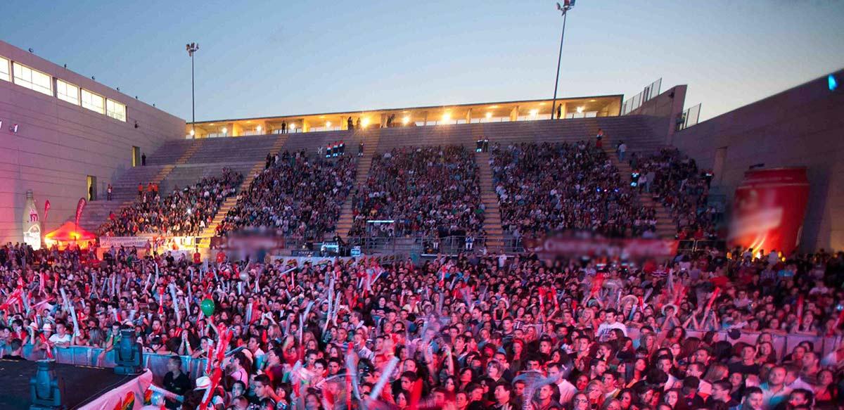 conciertos en Málaga