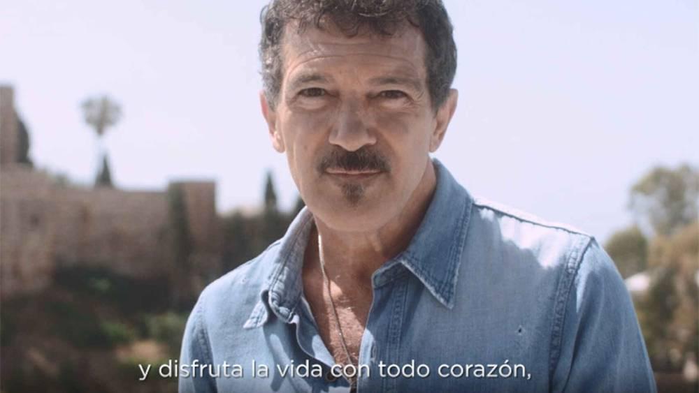 Antonio Banderas y Andalucía