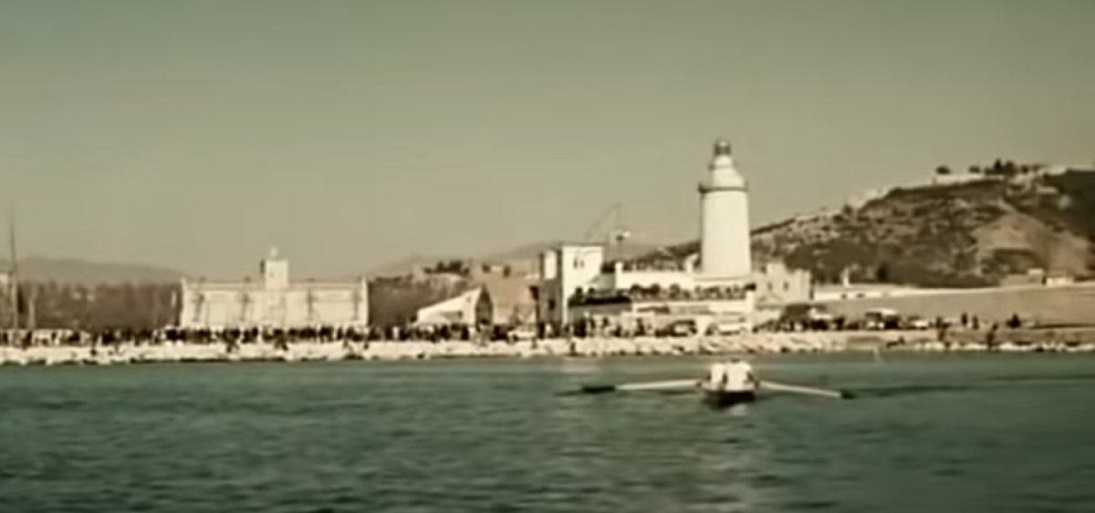 Málaga en el recuerdo